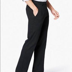 Dockers Slim Fit Black Dress Pants